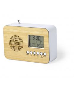 Reloj Radio Tulax