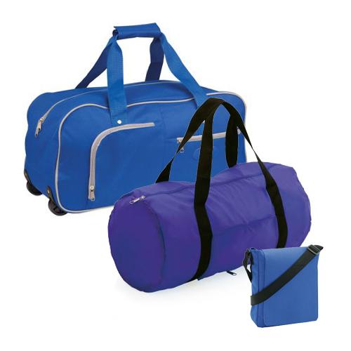 Bolsas y bolsos de viaje personalizados
