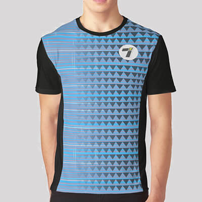 Camisetas deportivas personalizadas tecnicas