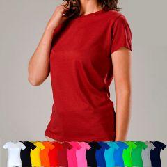 Camisetas serigrafiadas de mujer
