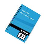 agendas personalizadas publicitarias con el logo de la empresa